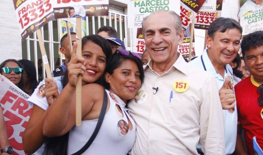 Ex-ministro de Dilma, Marcelo destaca investimentos na Saúde de Teresina