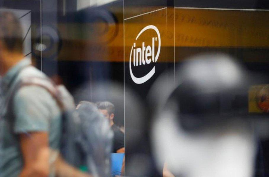 Intel diz já ter chips para atingir metas diante de crise de oferta