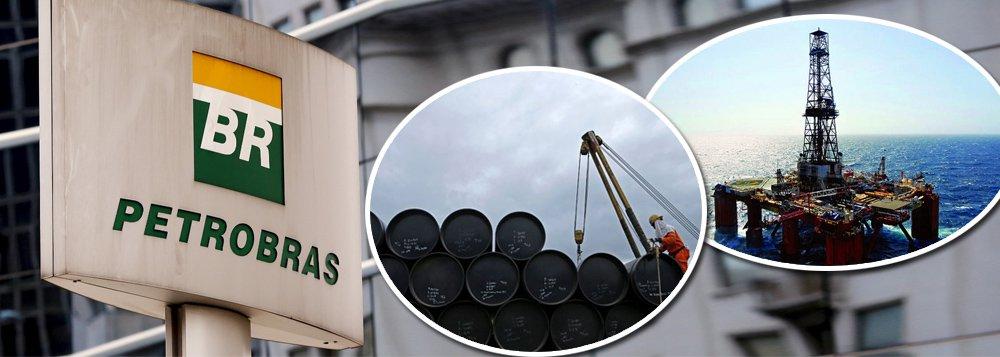 Produção da Petrobrás cai 5% enquanto petróleo bate recorde de preço