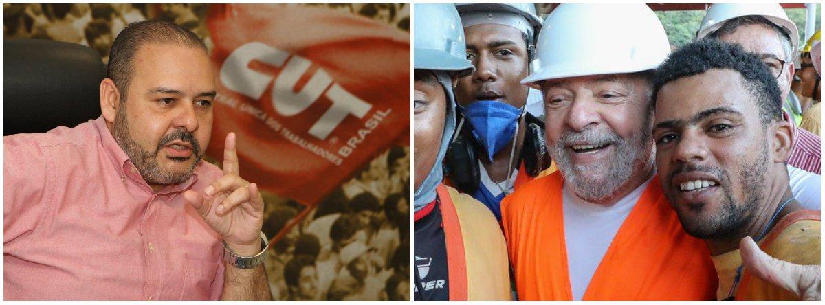 CUT: Lula enterrou a falsa convicção de que direitos impedem a geração de emprego