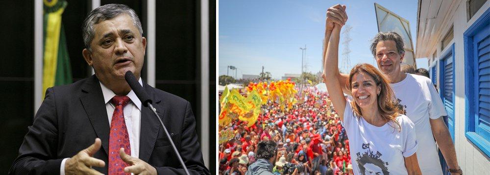 Campanha de Haddad passa a priorizar Sul e Sudeste, diz Guimarães