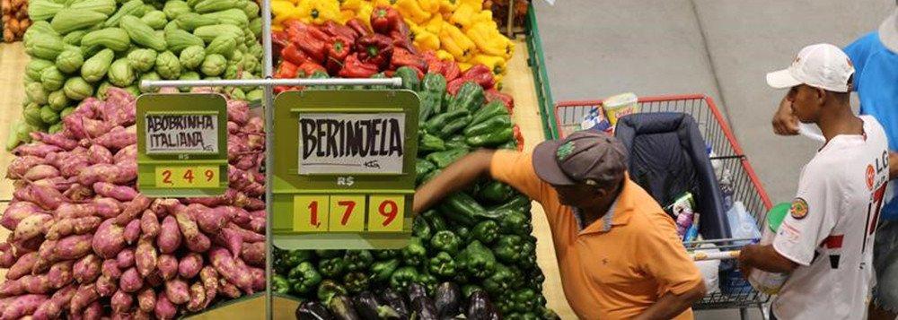Mercado aumenta estimativa de inflação para 4,28% este ano