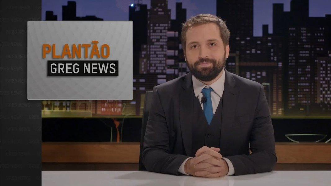 Censura proíbe Greg News no segundo semestre de ano eleitoral