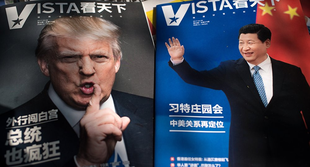 EUA se preparam para uma 'guerra diplomática' contra China