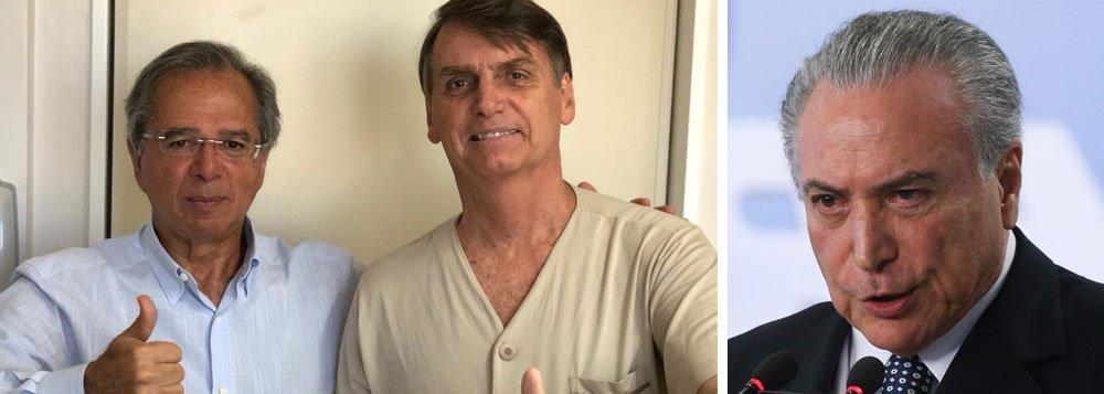 Tijolaço: Paulo Guedes sugere crime de estelionato contra o povo