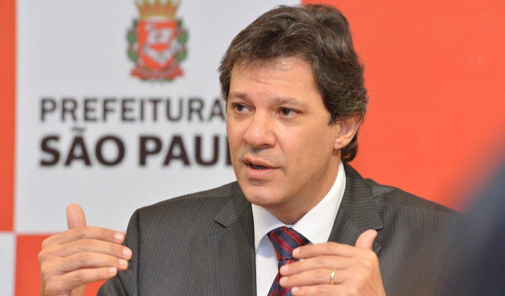 Folha reconhece: Haddad foi prefeito exemplar