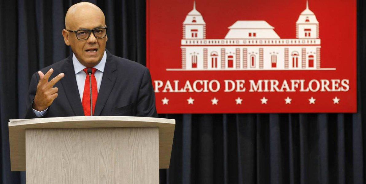 Governo venezuelano nega que tenha mandado prender presidente do Parlamento