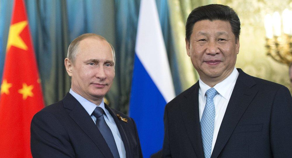 Aliança entre China e Rússia é pesadelo para os EUA