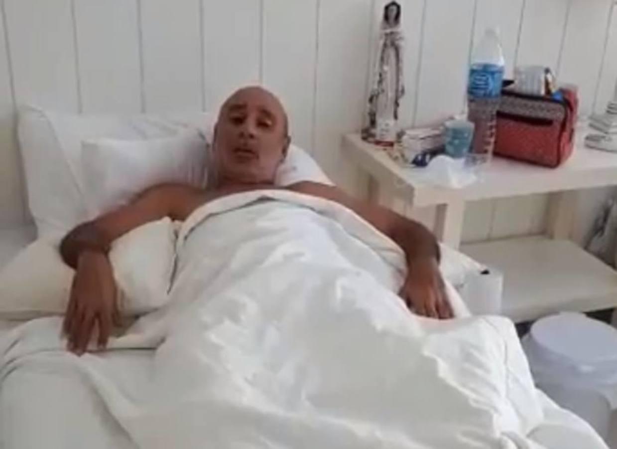 Queiroz grava vídeo para explicar dança no hospital