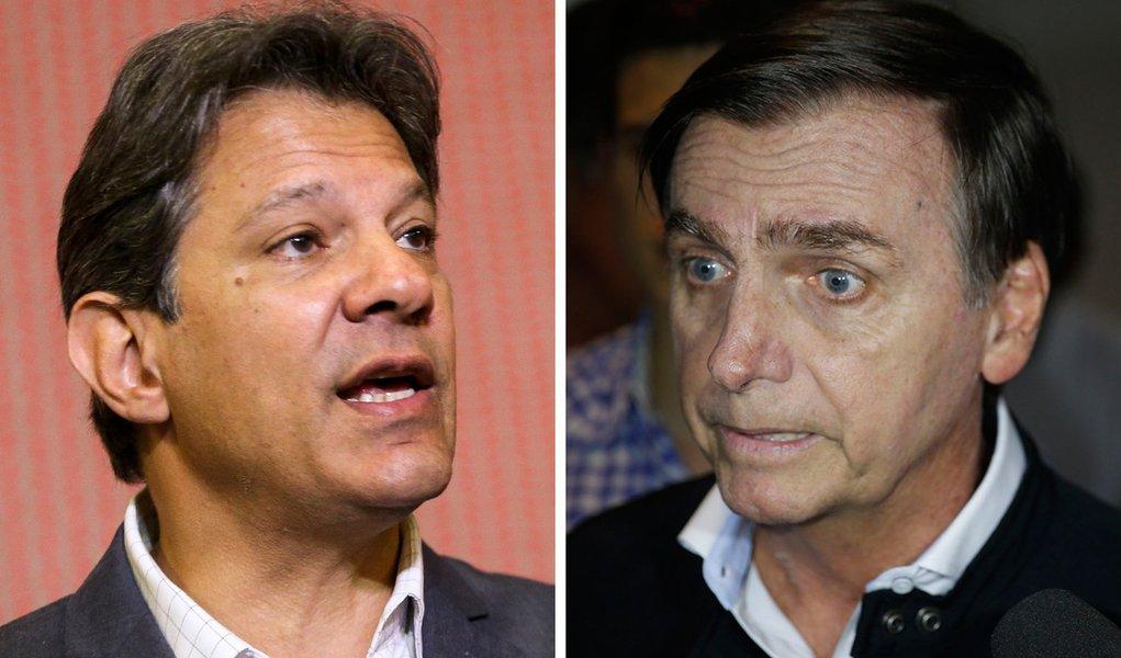 Haddad copia Bolsonaro para derrotá-lo em 2022