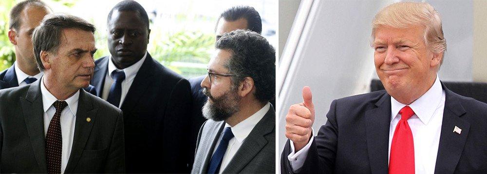 Bolsonaro ataca Gleisi e insinua apoio à guerra contra Venezuela