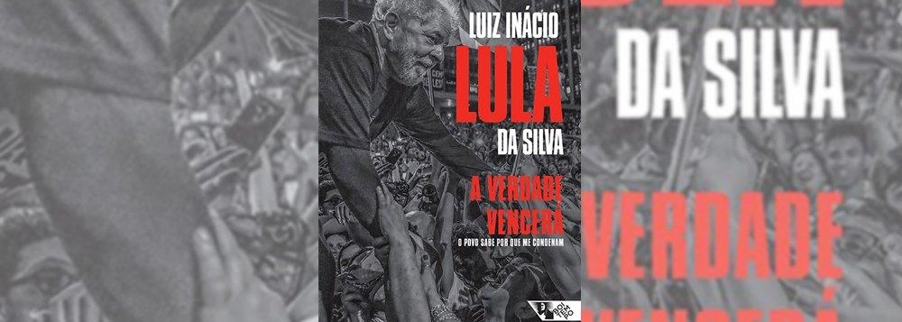 Livro 'Lula - a verdade vencerá' é lançado em Portugal