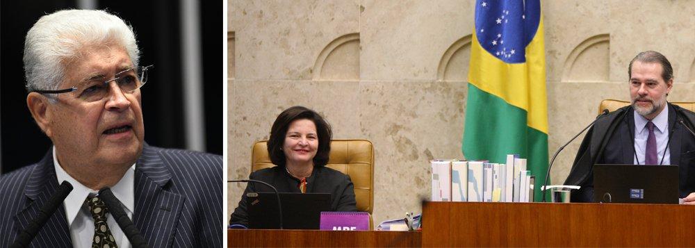 Requião: MP e Judiciário querem privilégios e não se preocupam com a nação