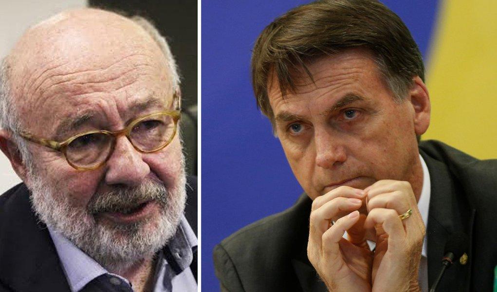 Kotscho na Folha: Jair Bolsonaro é seu maior opositor
