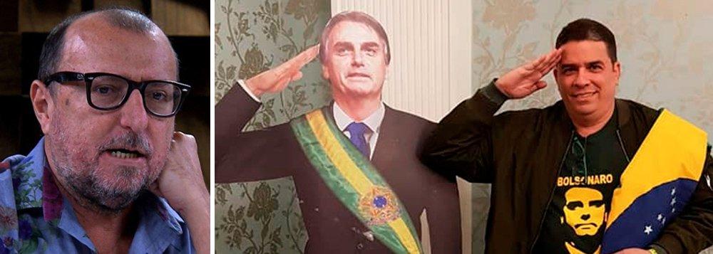 Podicrê, amizade!, ironiza Xico Sá sobre amigo de Bolsonaro na Petrobrás