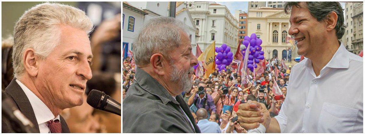"""Após Ibope, Correia diz que a """"estratégia de Lula mostra-se acertada"""""""