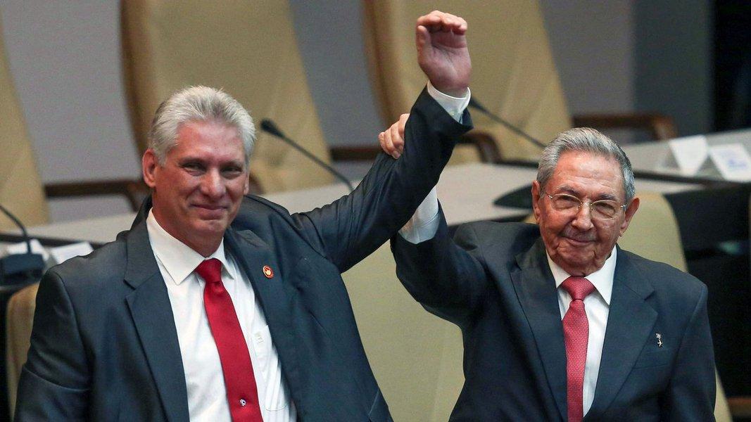 Presidente de Cuba vai denunciar bloqueio dos EUA na ONU