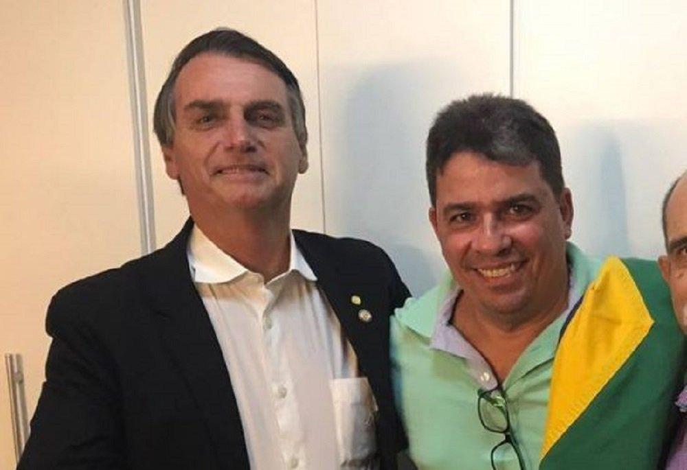 Bolsonaro coloca amigo na chefia da segurança da Petrobras