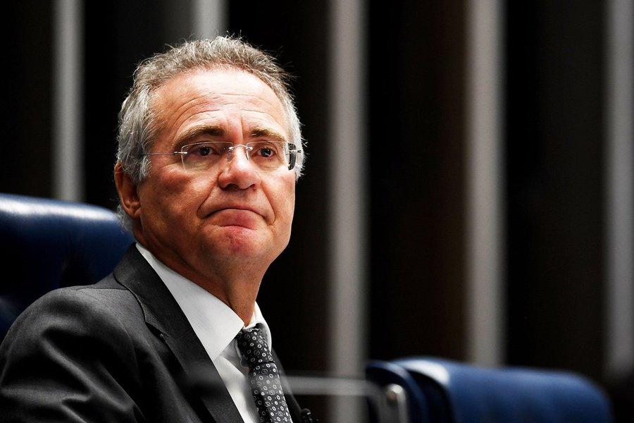 Queiroz desmoraliza Bolsonaro e favorece Renan no Senado