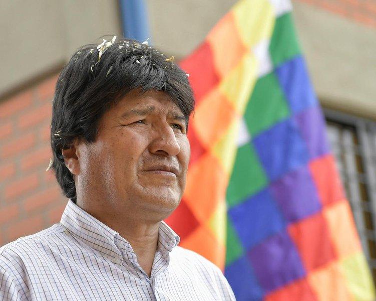 Evo Morales afirma que reunião no Uruguai é esperança para Venezuela