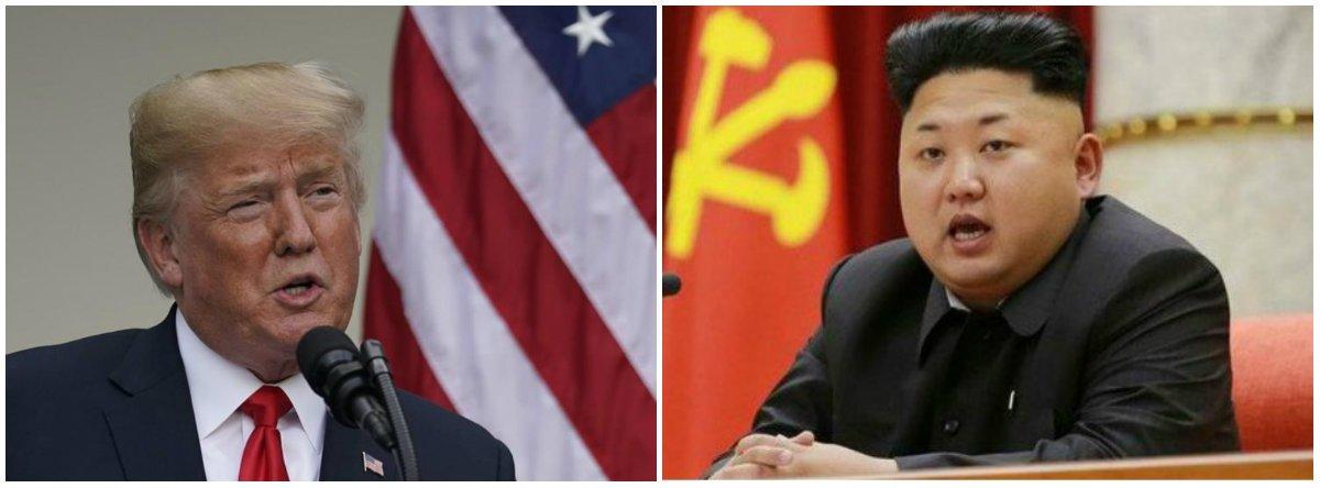 """Trump afirma que 2ª reunião com Kim Jong-un será """"muito em breve"""""""
