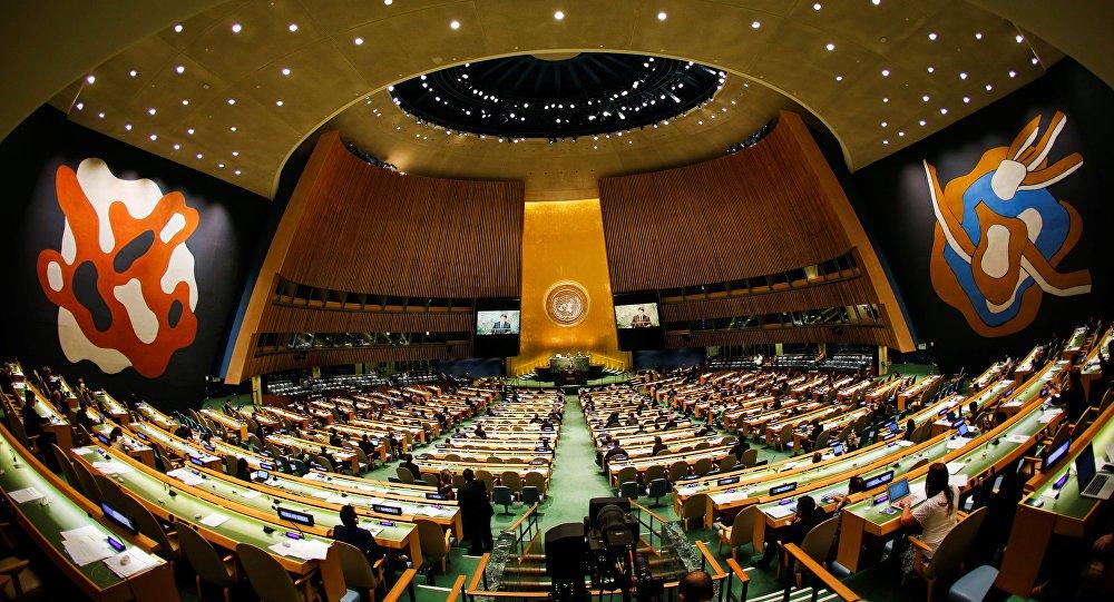 Assembleia Geral da ONU deverá gerenciar crise do multilateralismo