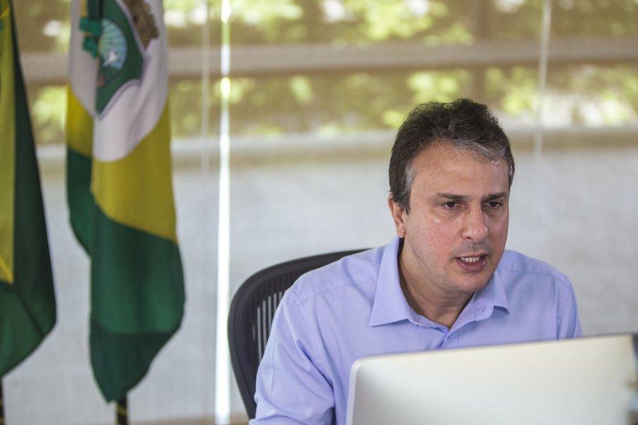 Camilo lidera com 69% e deve ser reeleito em primeiro turno no Ceará