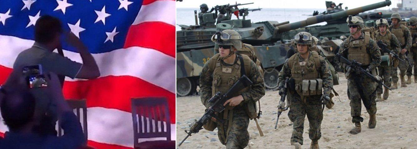 Bolsonaro desiste de base militar dos EUA no Brasil