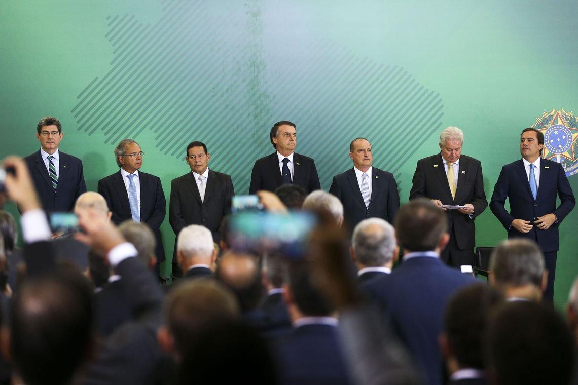 O Brasil que os brasileiros não querem