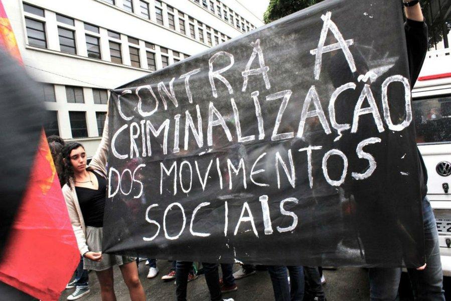 Governo Bolsonaro quer  tratar questão social como tema policial