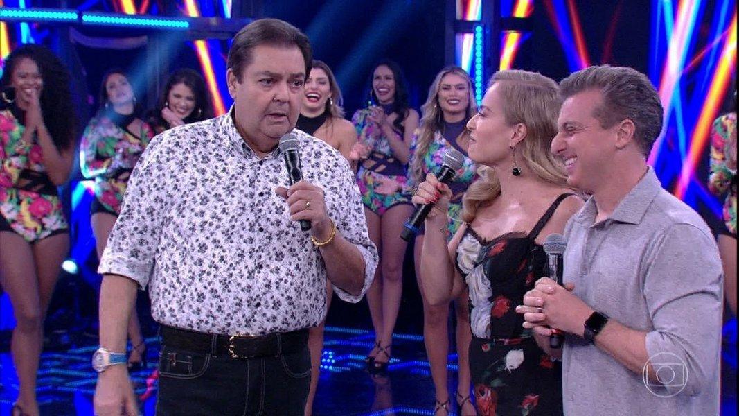 Faustão entra na guerra da Globo contra Bolsonaro: 'o imbecil que está lá'