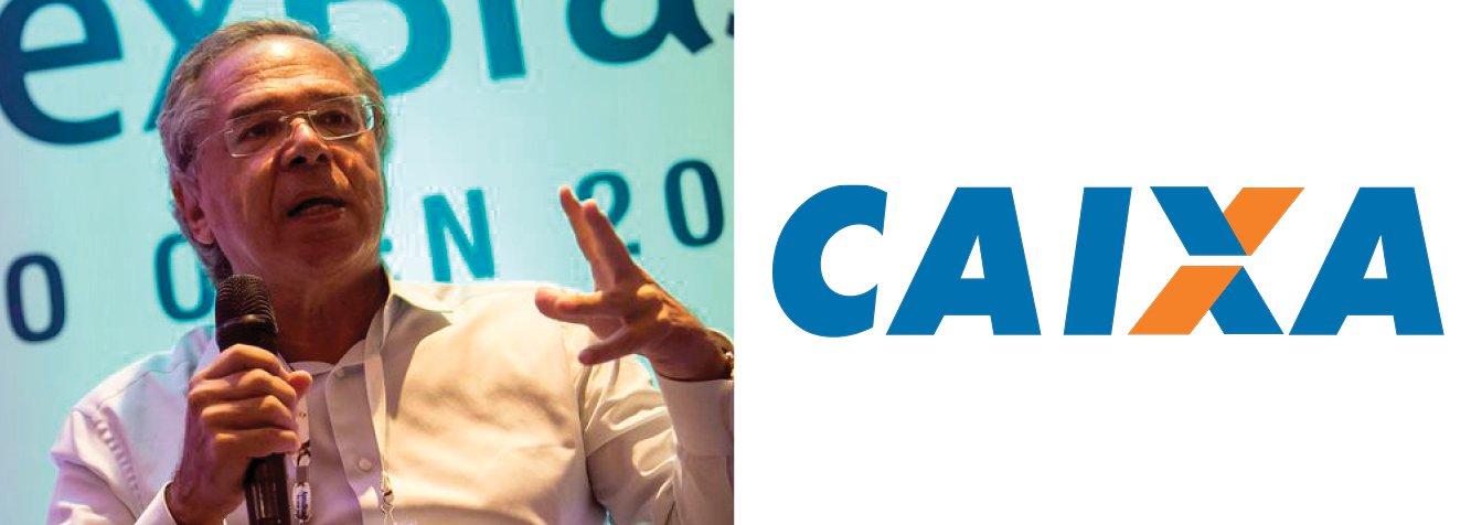 Paulo Guedes deu prejuízo de R$ 22 milhões ao fundo de pensão da Caixa