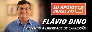 Flávio Dino apoia o 247: defendo a liberdade de expressão