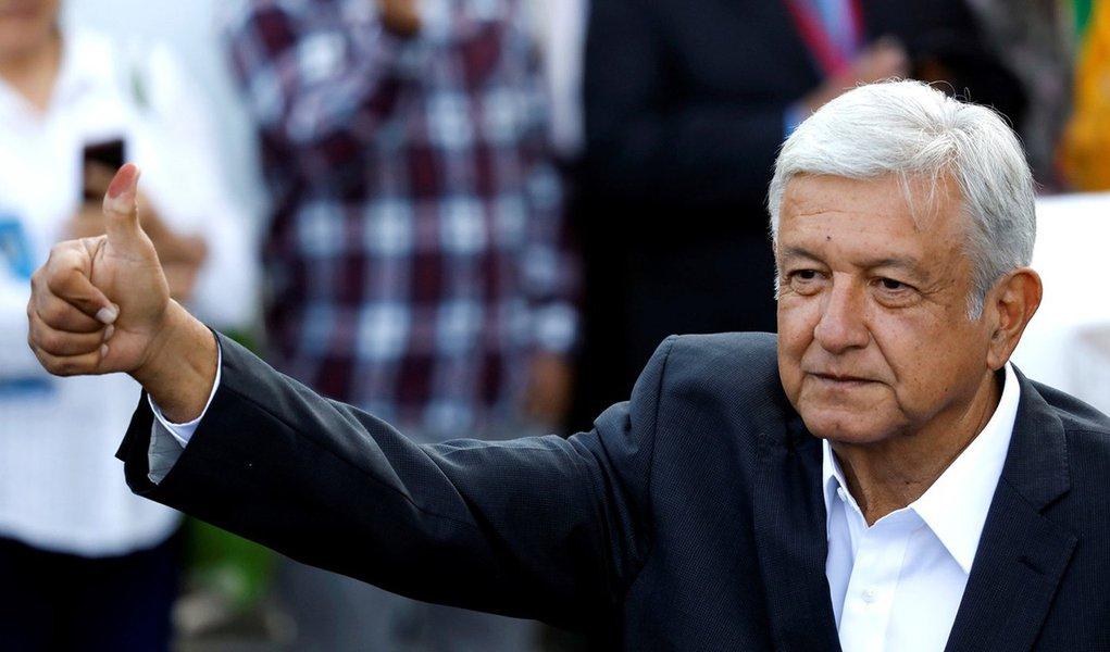 Para López Obrador, migração não é tema para militarização das fronteiras