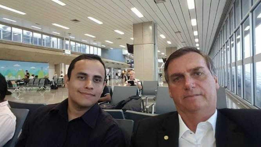 Bolsonaro nomeia como assessor propagador de discurso de ódio