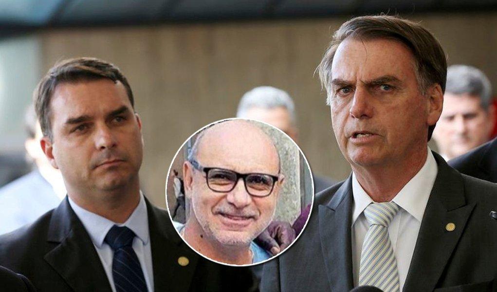 MP diz que Flávio ainda 'não consta como investigado', mas ele confessa que é