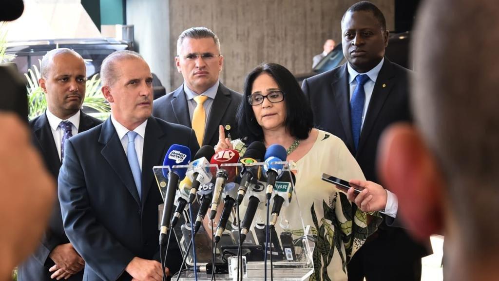 As mulheres no governo Bolsonaro e a representação contraintuitiva das minorias