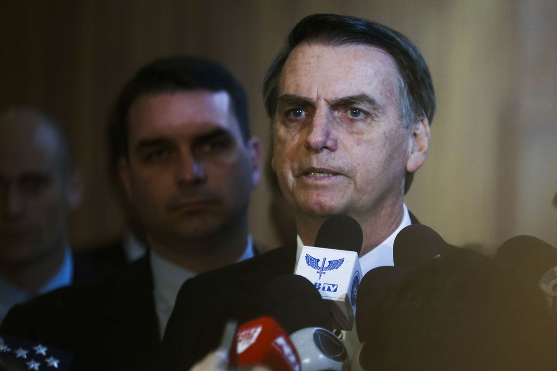 Fanatismo político na posse de Bolsonaro