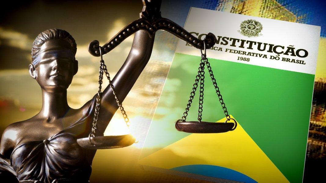 Brasil sem lei e roubado