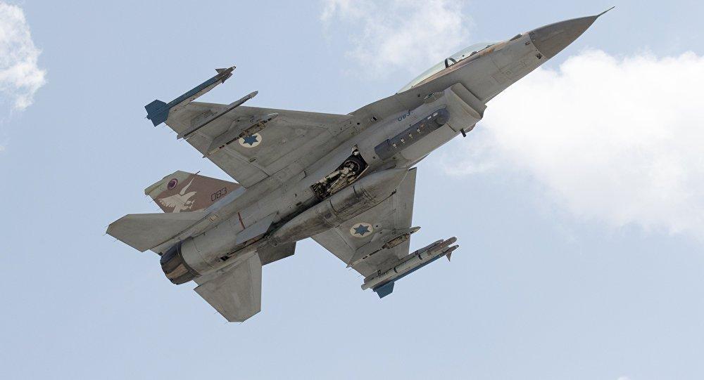 Israel realiza ataque aéreo contra Síria