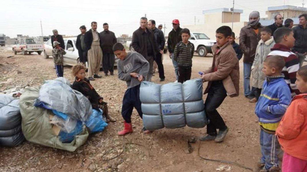 Mais de quatro milhões de sírios voltam aos seus lares
