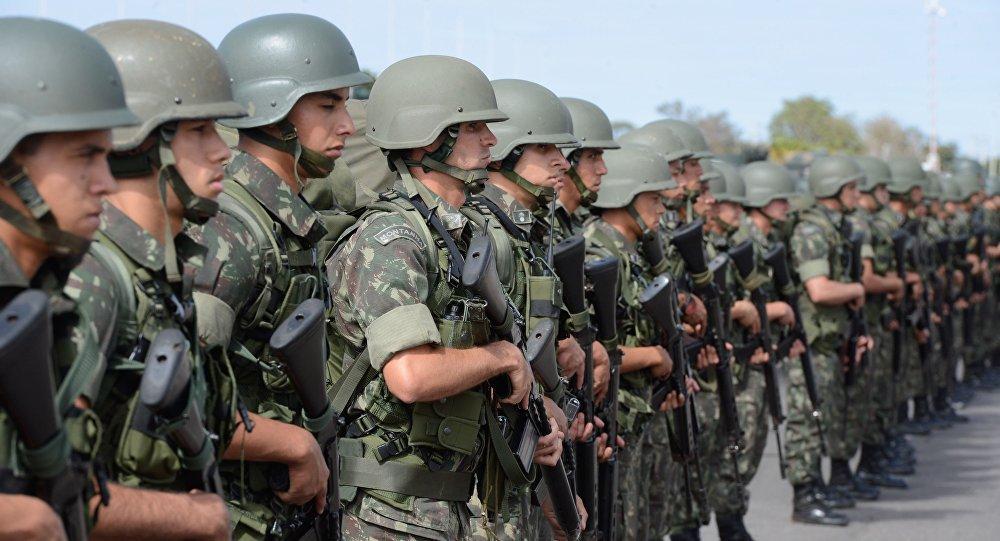Forças Armadas modernas dependem de uma indústria produtiva vigorosa