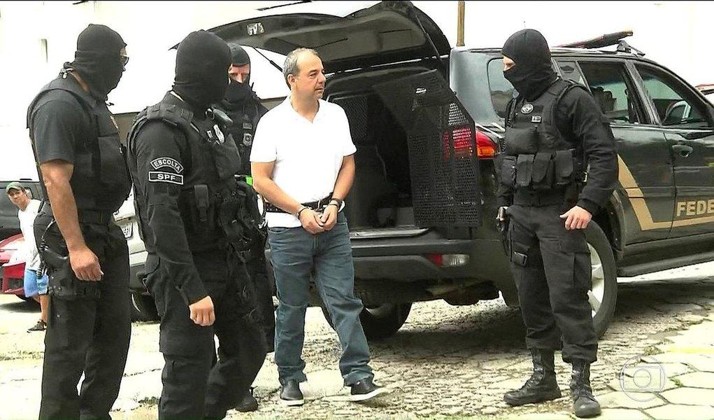 Tijolaço: 'ameaça de Cabral' mostra que delação é só um negócio