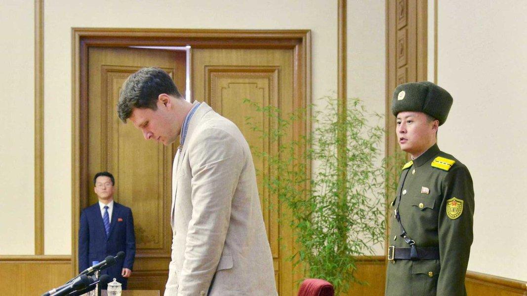 Coreia do Norte é condenada a pagar US$ 501 milhões à família de turista