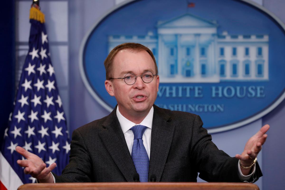 Fechamento do governo dos EUA pode se estender até 2019
