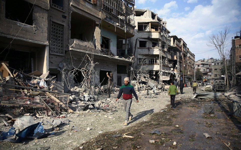 Secretário demissionário assina ordem de retirada de tropas dos EUA da Síria