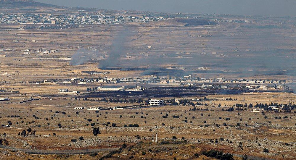 Forças de Israel abrem fogo na fronteira com a Síria