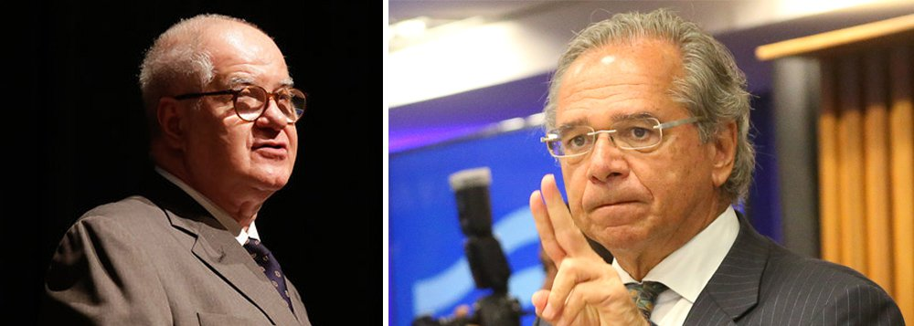 O 'Posto Ipiranga' de Bolsonaro piscou, diz Elio Gaspari