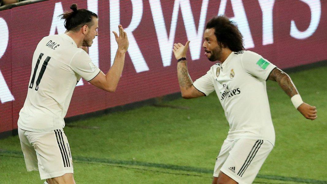 Real Madri supera Al Ain e vence mundo de clubes peal 3a vez seguida