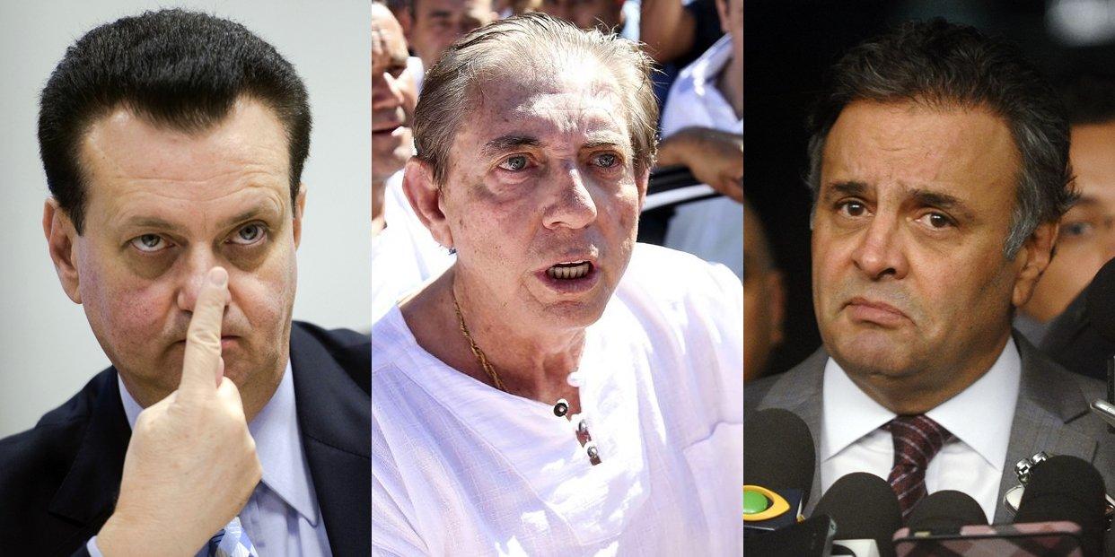 Rovai: acharam dinheiro com Kassab, João de Deus e o primo de Aécio, mas quem está preso é Lula